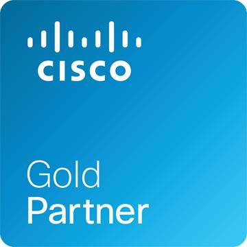 Dustin blir Cisco guldpartner