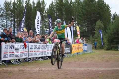 Petter Fagerhaug inn til sølv i NM Maraton 2016