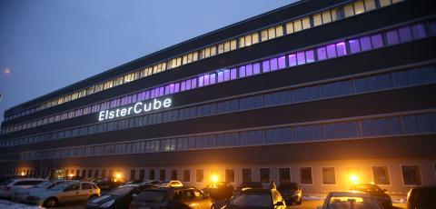 ElsterCube fertiggestellt:  Internationaler Investor errichtet modernen Büro- und Geschäftskomplex in Gera