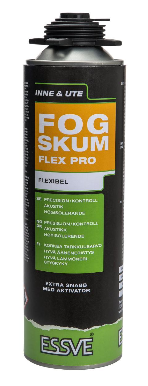 Fogskum Flex Pro