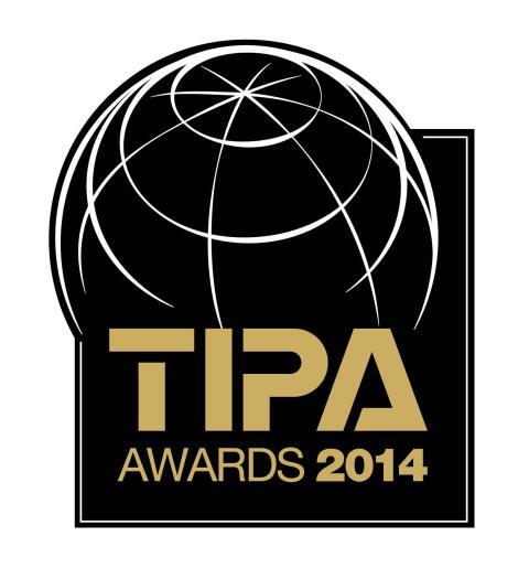 TIPA Awards 2014 logo