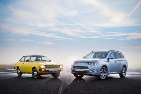 Tradition: 100 Jahre Mitsubishi Automobile