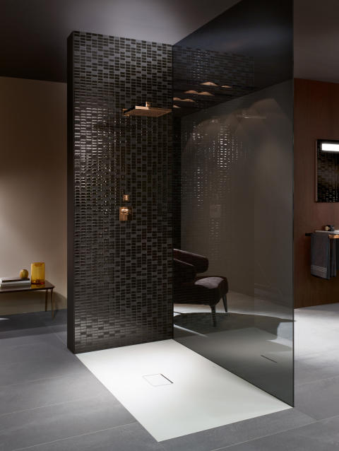 Shower solutions for hotels – High-quality shower trays for all needs and preferences