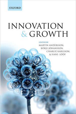 Ny bok om innovation och tillväxt