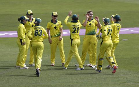 England Women Fall To Defeat In Third ODI