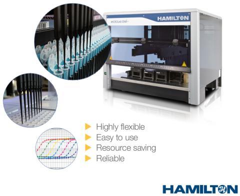 PCR setup Workstation