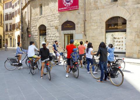 Se storbyen på cykel - billigt