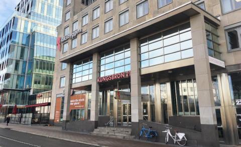 PriceRunner ny hyresgäst hos Riksbyggen på Kungsbron 21