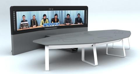 ZTE rankas på topp tre-listan över världens främsta videokonferensleverantörer