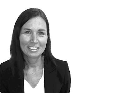 Lina Werneman - Miljösamordnare för Slussenprojektet