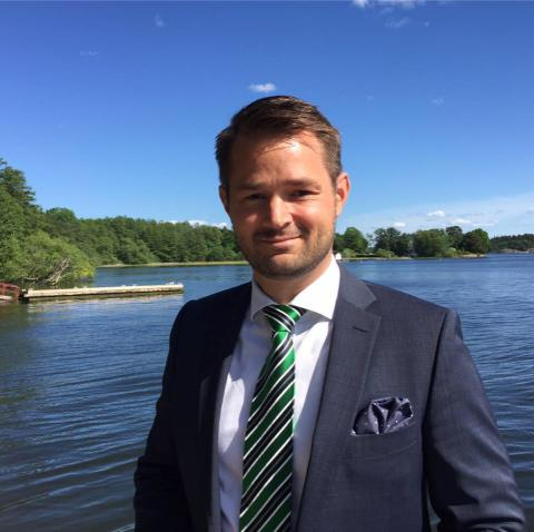 Niklas Idén ny Underwriting Director på Trygg-Hansa