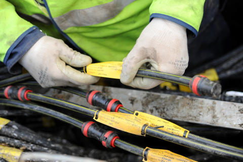 Rutland best in the country for fibre broadband take up