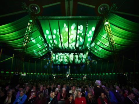 3 fyrer op under Tønder Festival