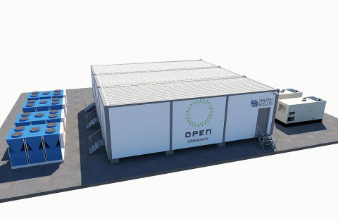 OCP-optimized modular data centers designed by Swedish Modules are now officially approved by the OCP Incubation Committee