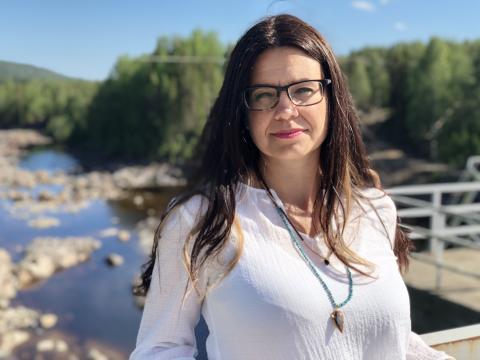 Inför Skogsnolia: Helena Lindahl (C) vill prata om äganderätten