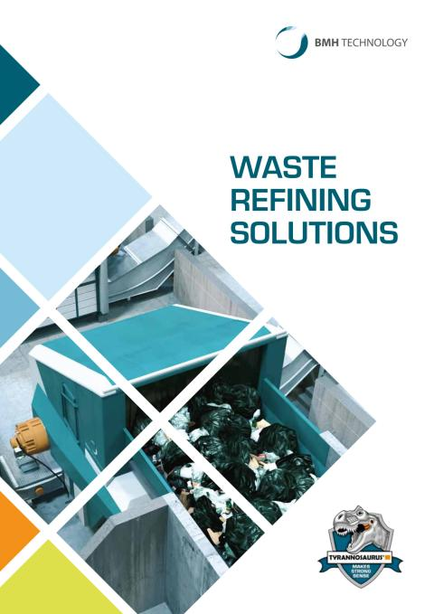 BMH Waste Refining Soluions Brochure