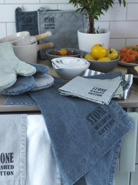 Oven glove, pan holder, kitchen towel, napkin Stockholm_2