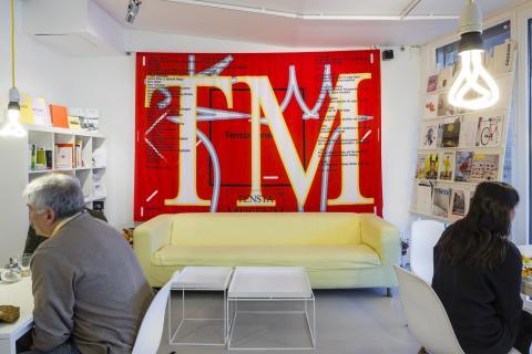 Metahavens design för Tensta museum: Rapporter från nya Sverige