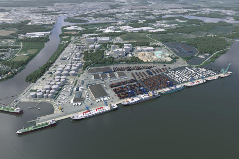 Norrköpings Hamn söker nytt verksamhetstillstånd för framtida utveckling och expansion
