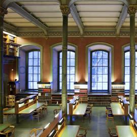 Ramböll klimatsäkrar Kungliga biblioteket