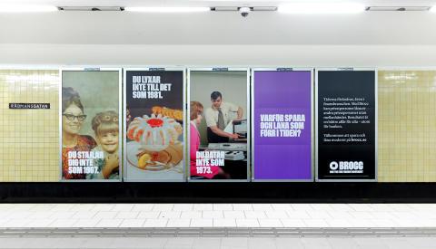 Ny kampanj: Spara och låna like it's 2019!