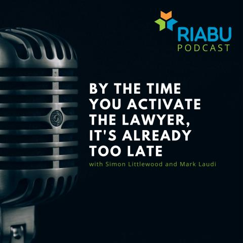 By the time you activate the lawyer, it's already too late