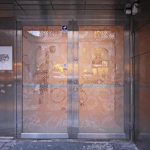 Fönsterdekor Ambasadour