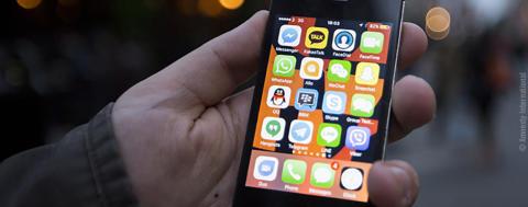 Teknikföretags meddelandetjänster skyddar inte användares integritet