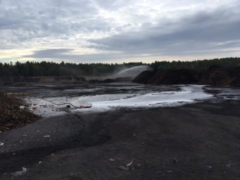 Nu är branden släckt - Lilla Nyby öppnar igen på onsdag