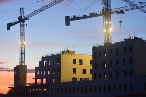 Ekonomiska utsikter från Hyresgästföreningen: Politiken ansvarar för byggfallet