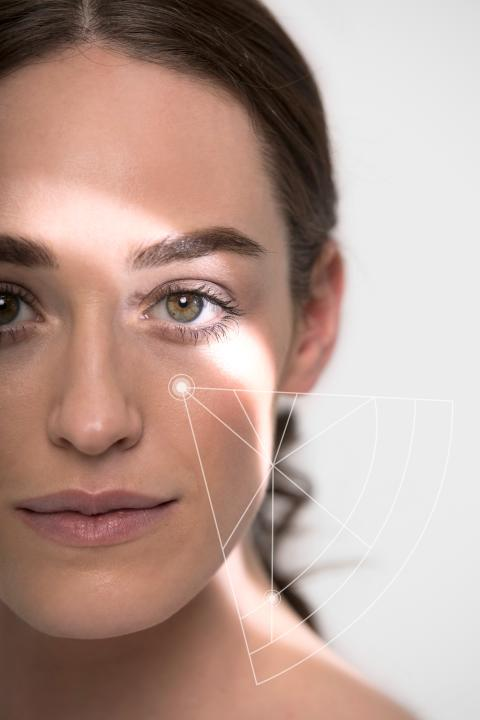 modell facemapping
