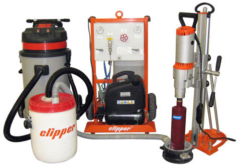 Skumkjøling med Clipper Foam forenkler hullboring og generell boring - Produkt