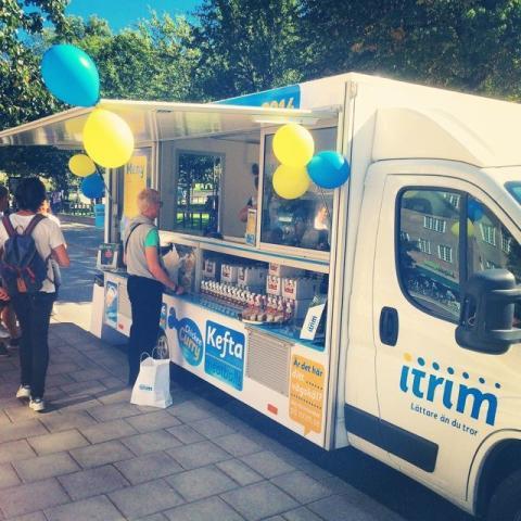 #komitrim Food Truck Tour 2014
