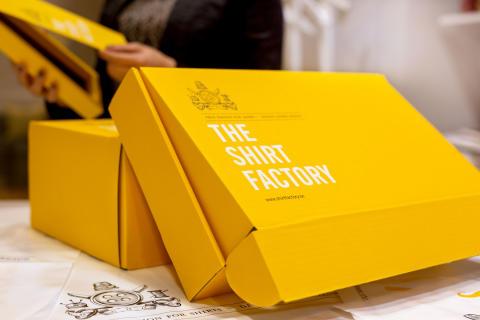 Ökad e-handel kräver sitt emballage