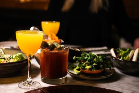 Kitchen & Table Kungsholmen lanserar a la carte brunch!