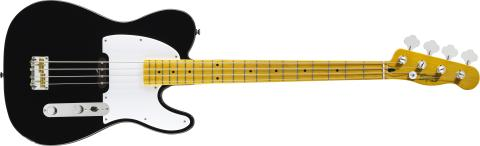 Squier Vintage Modified Telecaster Bass Black