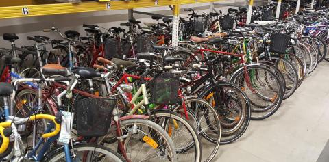 Välkommen till vårens cykelsläpp den 14 april!