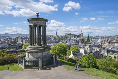 Tourism Chief rejoices as Edinburgh named among UK's favourite cities
