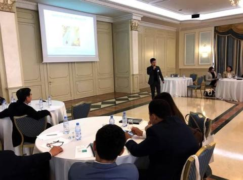 Surbana Jurong's sustainability team participates in Kazakhstan conference, held in conjunction with World Expo 2017