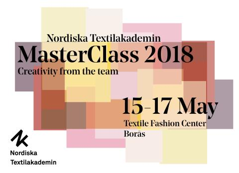NTA MasterClass 2018 - Creativity from the team
