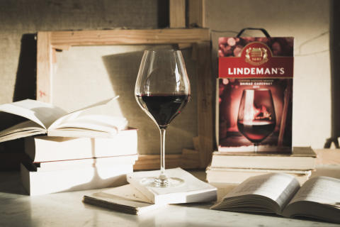 Spesialdesignet vinterstemning fra Lindeman`s