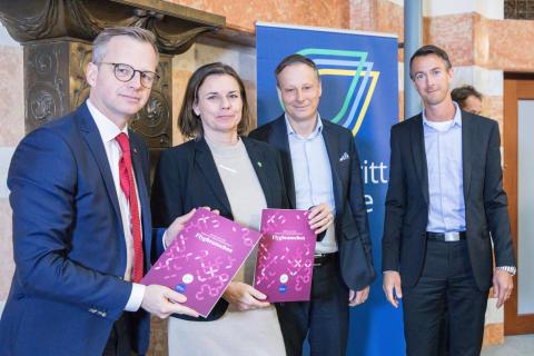 Enad svensk flygbransch på vägen mot fossilfrihet