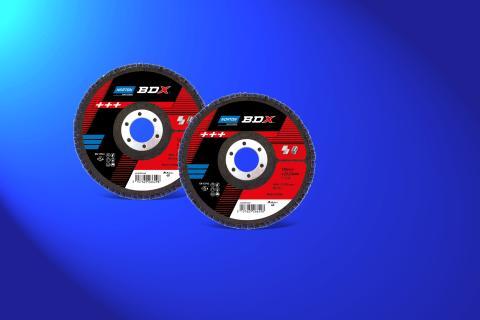 Norton BDX flap disc - Product 1