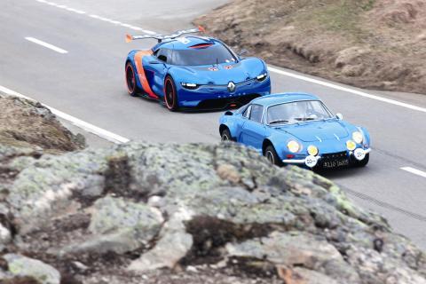 Renault tilbage på Le Mans efter 35 år
