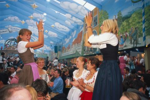 Snart börjar Oktoberfesten i München (18/9 - 4/10 2010)