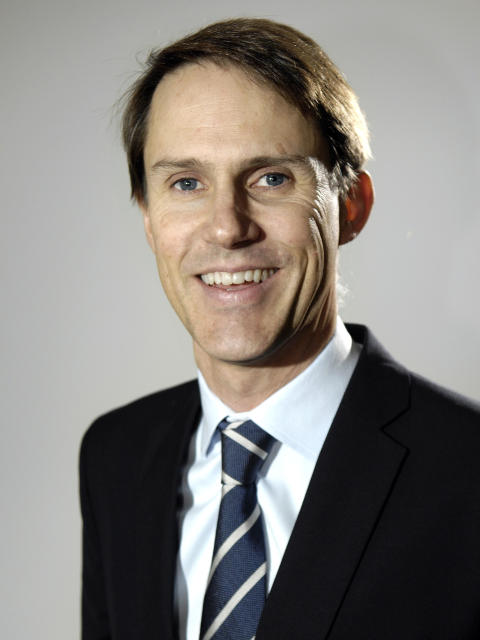 Johan Rugfelt, President Bactiguard China, Director of Sales Asia
