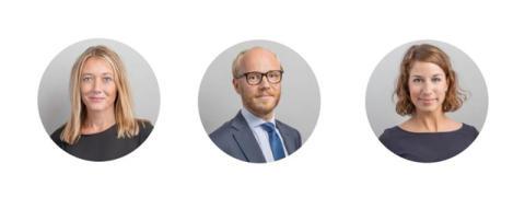 Magnus Thulin tar över som tf VD och Julika Lamberth tar över rollen som tf vice VD på Invest Stockholm.