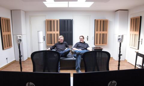 Eine Idee - zwei coole Typen - und wir dürfen diese jungen Männer bei Ihrer Erfolgsstory begleiten.