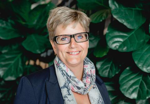 Louise Strand blir ny servicedirektör