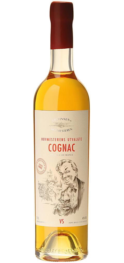 Grevinnen og Hovmesterens Cognac VS